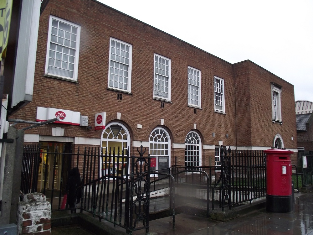 Main post office greenford road greenford 365 for 12 terrace road post office
